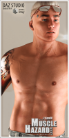 Model Assets - Muscle Hazard Body for Michael 4