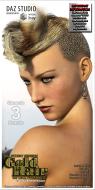 DS Gold Hair - DAZ Females